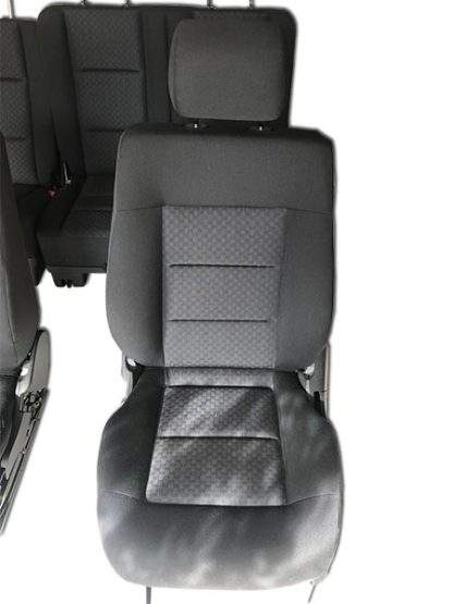 Original Mercedes G-Klasse w463 Professional Baujahr 2017 Sitzgarnitur Stoff schwarz Neu
