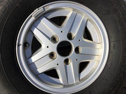 Mercedes G-Klasse w460 w461 15-Zoll Felgen A4604010002