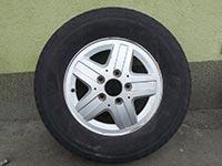 Original Mercedes G-Klasse w463 16-Zoll Felge A4634010002