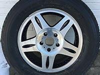 Original Mercedes G-Klasse w463 18-Zoll Felge A4634010902 ET63