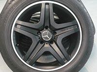 Original Mercedes G-Klasse w463 AMG 20-Zoll Felge A4634012702 B66031558 ET50