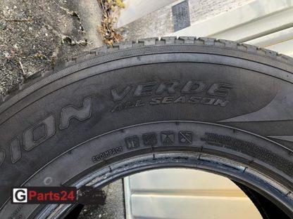 G-Klasse Ganzjahresreifen Pirelli 265 70 r16