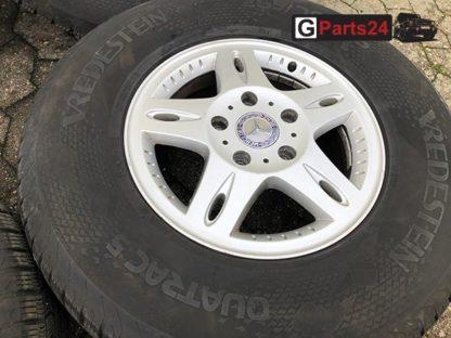 Mercedes G 16-Zoll Felgen
