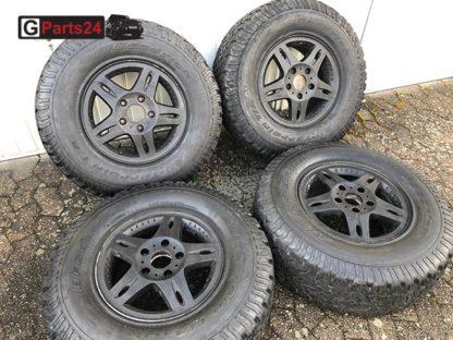 A4634010702 16 Zoll Felgen-G-Klasse schwarz