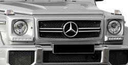 Mercedes G-Klasse w463 AMG Kühlergrill Frontmaske des G63 und G65