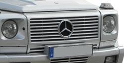 Mercedes G-Klasse w463 Kühlergrill Frontmaske Baujahr 1990-2007
