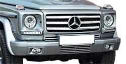 Mercedes G-Klasse w463 Kühlergrill Frontmaske Baujahr 2008-2018