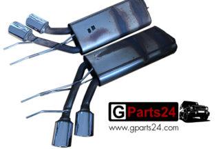 G63 AMG Auspuffanlage für G500 G-Klasse w463