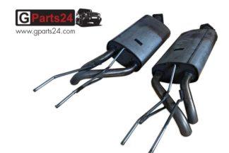 G500 Sportauspuff w463 G-Klasse