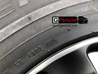 B66031282 A4634012102 G-Klasse w463 19 Zoll AMG Felgen schwarz