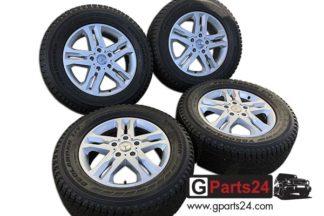 A4634012402 18 Zoll Felge G-Klasse w463 ET63 Silber Mercedes G