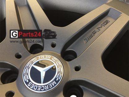 Abdeckung Radnabe Lorbeerkranz schwarz 9040 A2224002200 Mercedes G Klasse
