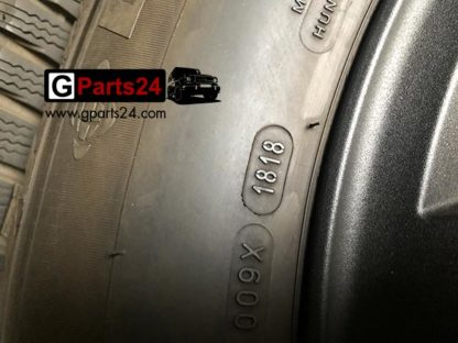 G-Klasse w463 w463a 18 Zoll Radsatz Winterreifen RDKS A4634011202 B66470598