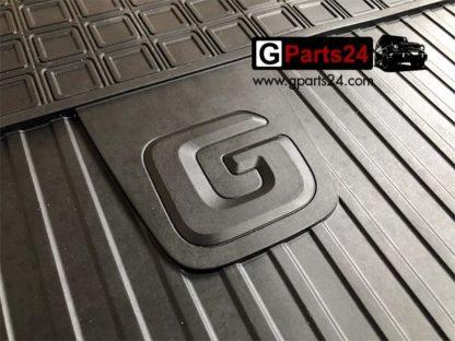 G-Klasse w463a Laderaummatte Belag hinten Kofferraummatte Gummimatte A4636844300 9H42