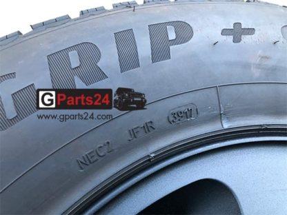 G-Klasse 16-Zoll Felge Atik A4634010302 w463 w461 Mercedes