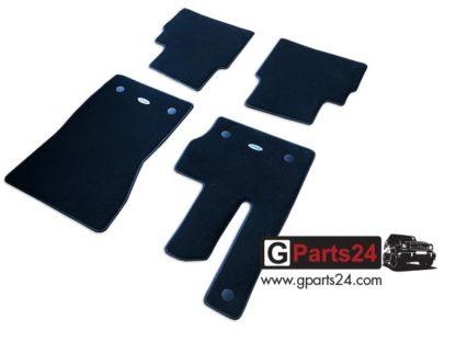 G-Klasse Designo Veloursteppiche A4636804206 9E38 w463a ab 2018 G350 G400 G500