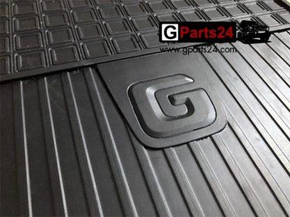 G-Klasse Gummimatten A4636804706 9051 w463a G63 G500 G400 G350