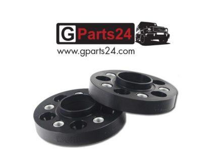 G-Klasse Spurverbreiterung w463 w461 w460 Spurververbreiterung G-Modell B62958410 schwarz DRA