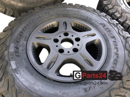 A4614011002 G-Klasse Scheibenrad schwarz 7X35 w461 w463