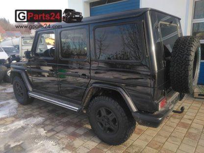 G-Klasse w463 16 Zoll Felge G Professional A4614011002 matt schwarz