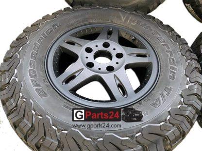 BF Goodrich All Terrain AT 265 70 R16 A4634010702 schwarz Mercedes G-Klasse