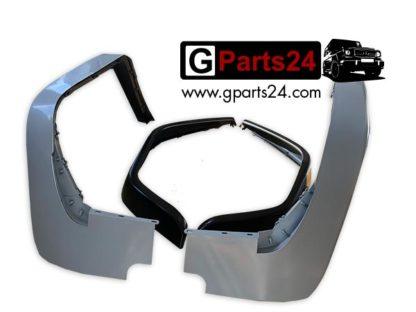 G-Klasse Verbreiterung Kotflügelverbreiterung A4638804806 A4638804906 A4638801621 A4638801721 PA5