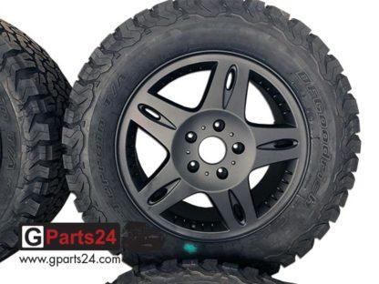 Mercedes G PUCH 18 Zoll Felge A4634011202 B66470598 ET43 G-Klasse