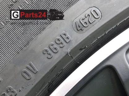 295 40 R22 Pirelli Scorpion Asymetrico MO G-Klasse 22 Zoll AMG Kreuzspeichenfelge