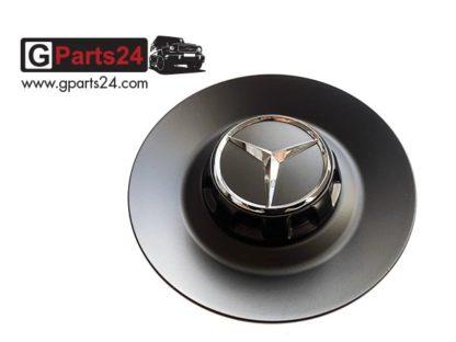 A0004004300 9283 schwarz matt G-Klasse AMG Nabendeckel Schmiederad 22-Zoll