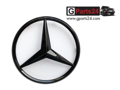 A0008177702 9197 Mercedes Stern schwarz