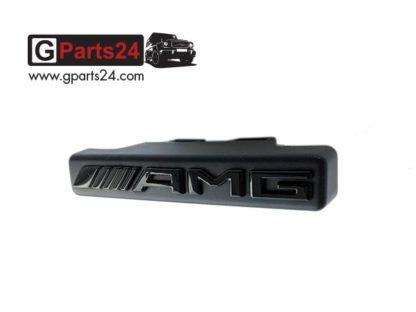 A4638174600 G-Klasse w463a G63 Panamerica Grill DarkChrome AMG Typkennzeichen schwarz glänzend