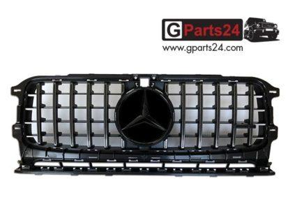 A4638887900 G-Klasse Panamericana Kühlergrill Dark Chrome G63 w463a