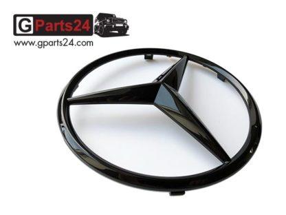 G-Modell w463a Nightpaket Stern schwarz glänzend A0008177702 9197