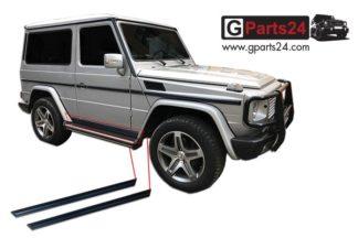 G-Klasse Seitenleiste Leiste Stoßleiste A4636902762 A4636902662 kurzer Radstand 2400 mm Mercedes