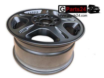 16 Zoll G-Klasse Felge w461 w463 A4634012300 ET43 schwarz