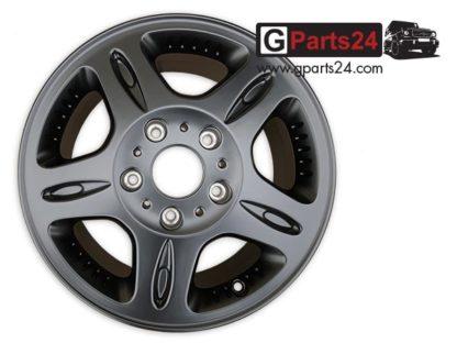 16 Zoll G-Professional w461 w463 Einzelfelge schwarz A4634012300 7X35 ET43