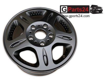 A4634012300 16 Zoll ET43 G-Professional w461 w463 Einzelfelge schwarz
