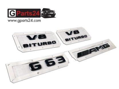 A4638175300 A4638175200 A4638175000 G63 Typkennzeichen w463a w463 G-Klasse AMG