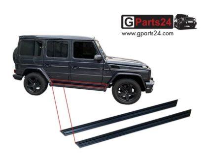 G-Klasse Leiste Seitenleiste Stoßleiste A4636902862 A4636902962 G-Klasse langer Radstand 2850 mm Mercedes