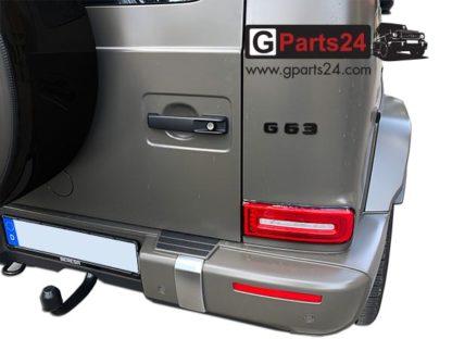 Mercedes G-Modell Typkennzeichen Emblem V8 Biturbo G63 AMG A4638175300 A4638175200 A4638175000