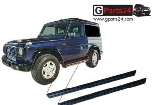 G-Klasse Schwellerleiste A4636901262 Seitenleiste Leiste Stoßleiste kurzer Radstand 2400 mm Mercedes G