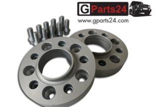 G-Klasse Spurverbreiterung 62958410 62mm silber w463 w461 w460
