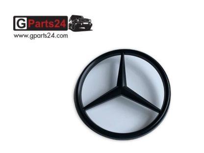 w461 w460 Mercedes Stern Schwarz-Matt A4618880009 G-Klasse Kühlergrill Grill Kühlerverkleidung