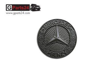 G-Klasse Emblem Motorhaube schwarz A4618171616 7167 Motorhaubenemblem Typkennzeichen w461 w463