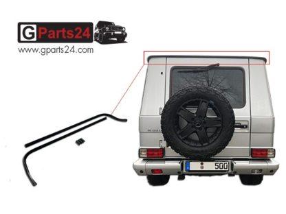 G-Klasse Regenleiste w460 w461 w463 A4606982101 links A4606982001 rechts Leiste Heck Fahrzeugheck A460698000164