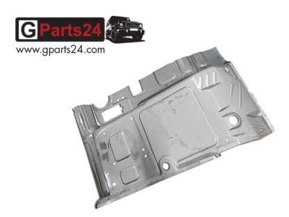 Reparaturblech Bodenblech Fußraum links Fahrerseite A4616161867 G-Klasse w460 w461 w463 Wolf Puch G-Professional PUR GE GD