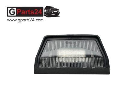 A0028202356 Beleuchtung Kennzeichenhalter oben Kennzeichenleuchte G-Klasse Edition PUR G-Professional Greenliner Puch
