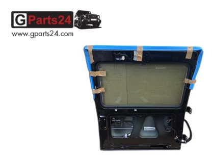 G-Klasse Heckklappe w463 Tür hinten A4637400305 G-Modell Hecktür Rückwandtür ohne Kamera