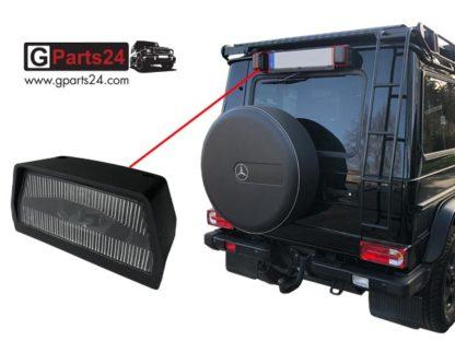 G-Klasse Kennzeichenleuchte Beleuchtung Kennzeichenhalter oben A0028202356 G-Professional Greenliner Edition PUR Puch