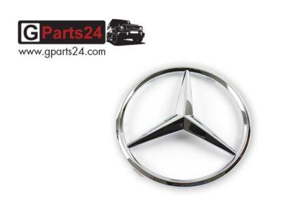 G-Klasse Mercedes Stern Chrom w463 G500 G400 G350 G320 Facelift 3-Lamellen Kühlergrill Frontmaske A2078170016